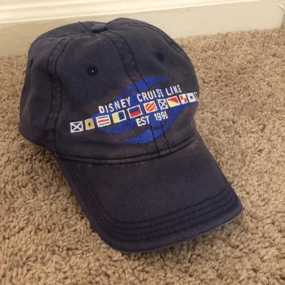 Disney Cruise Line Hat EST 1998 Hat